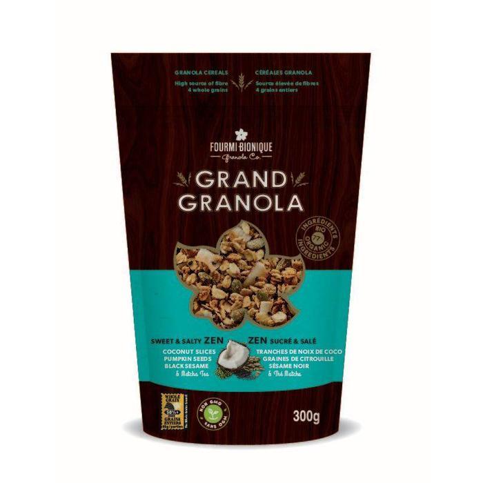 Zen gourmet granola 300g