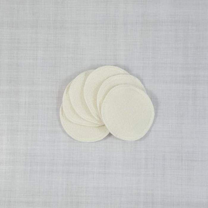 Tampons démaquillants ronds (6)