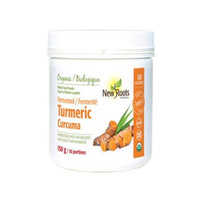 Curcuma fermenté bio 150g