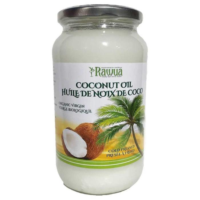 Huile de noix de coco vierge bio