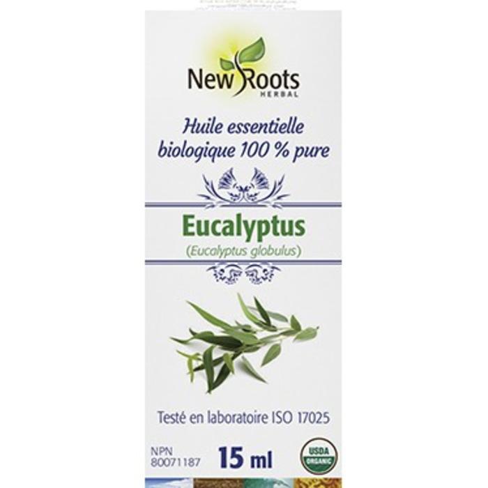 Huile essentielle bio Eucalyptus globulus 15ml