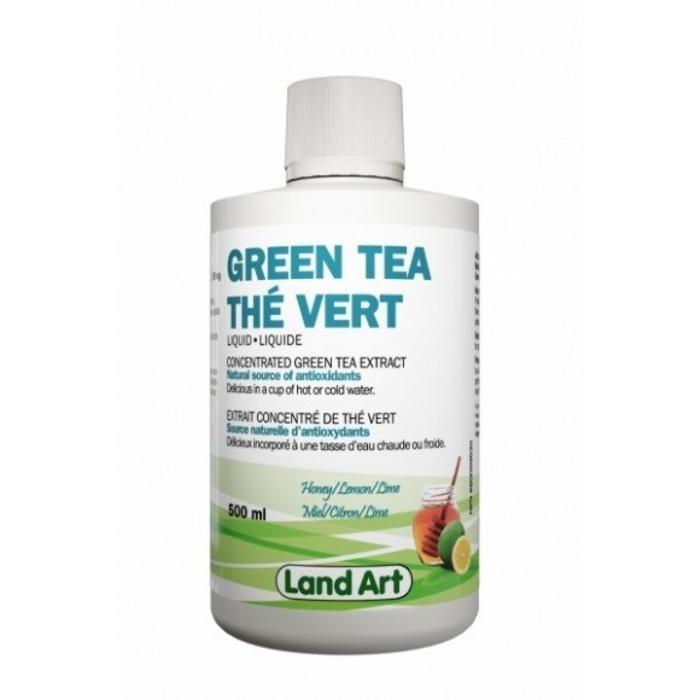 Extrait concentre de the vert liquide 500ml