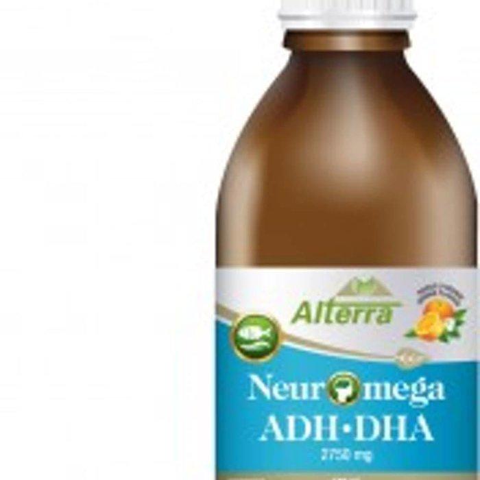 Neuromega ADH - DHA canneberge framboise 150ml