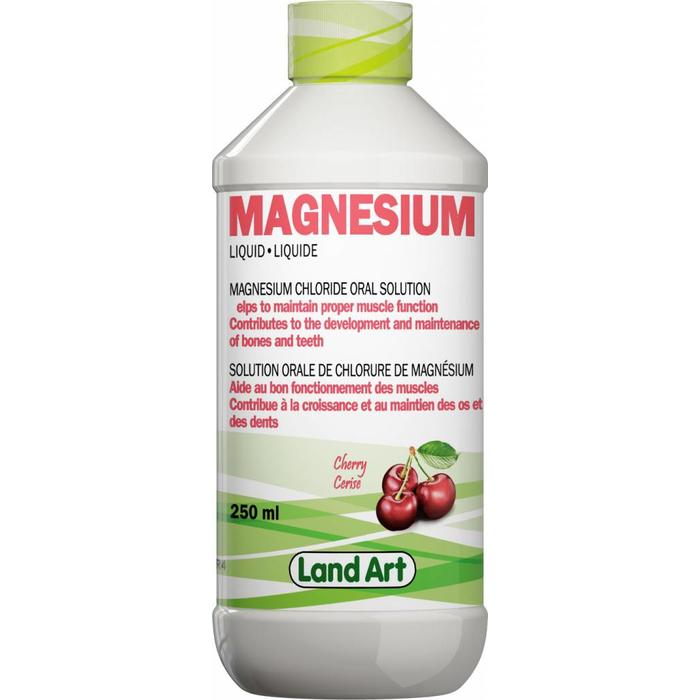 Chlorure de Magnesium 250ml