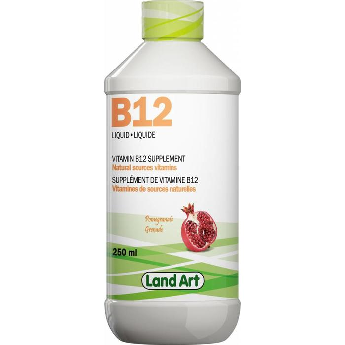 Vitamine B12 liquide 250 ml