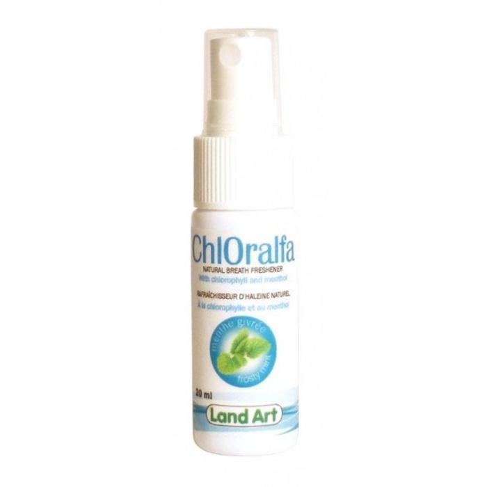 Chloralfa rafraichisseur d'haleine 20 ml