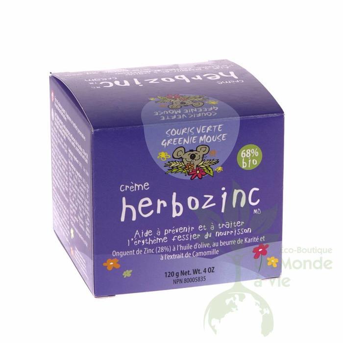 Creme herbozinc 120g