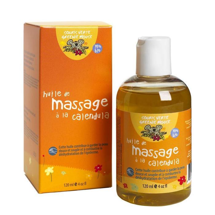 Huile a massage Calendula 120ml