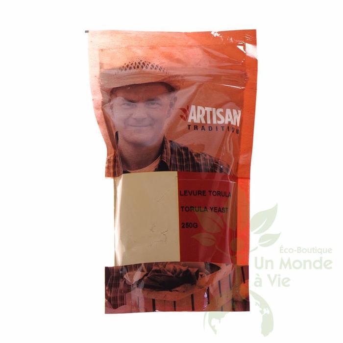 Levure torula en poudre 250g