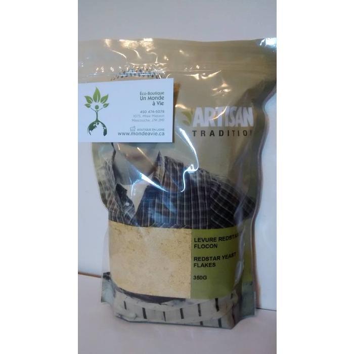 Levure alimentaire Redstar en flocons 350g