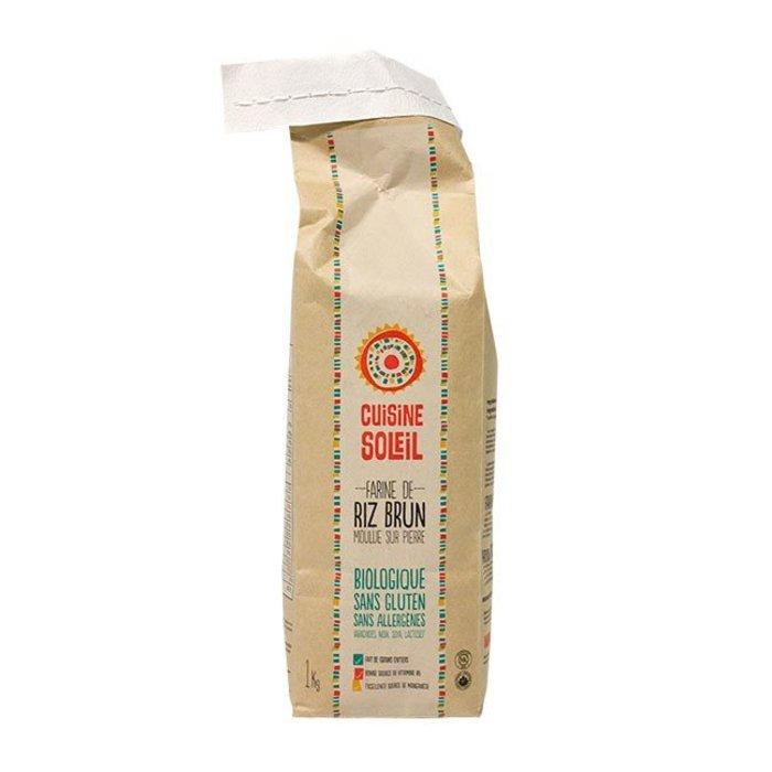 Farine de riz brun bio 2kg