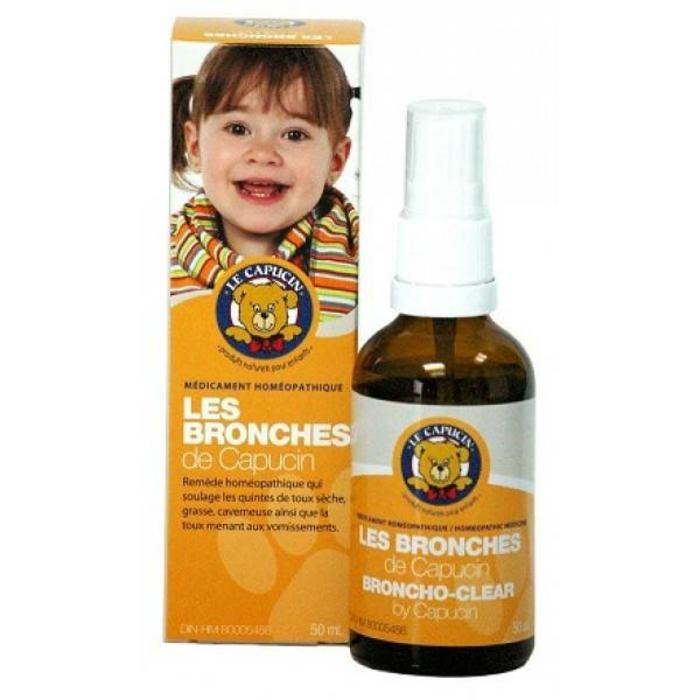 Bronches 50 ml