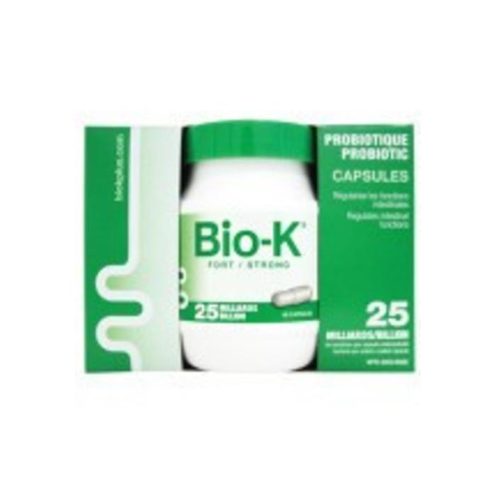 Probiotiques reguliers 15 Capsules 25 milliards