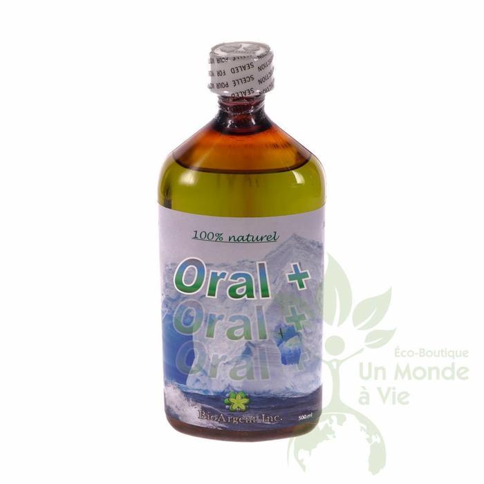 Argent ionique Rince-Bouche 500 ml