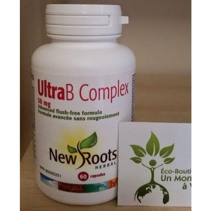 Ultra B Complex 50 mg 60 capsules