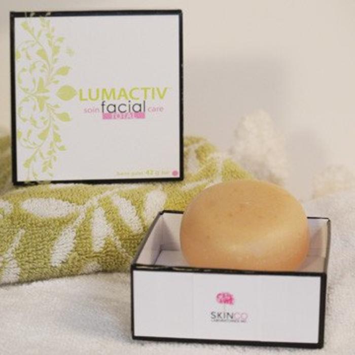 SKINCO Format d'essai Dermecologie Lumactiv