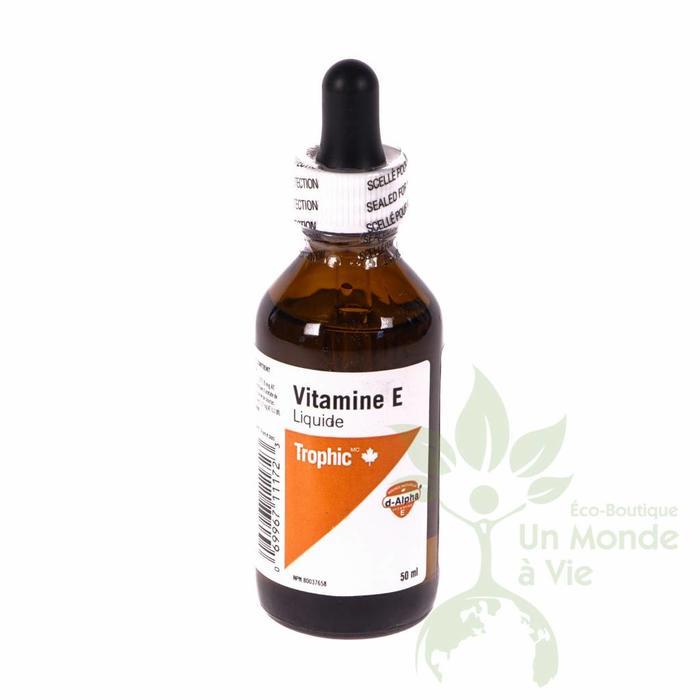 Vitamine E liquide 50 ml