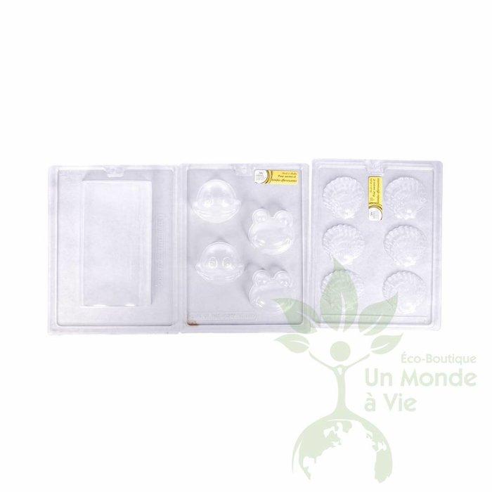 ATELIERS BULLES Moules a savon