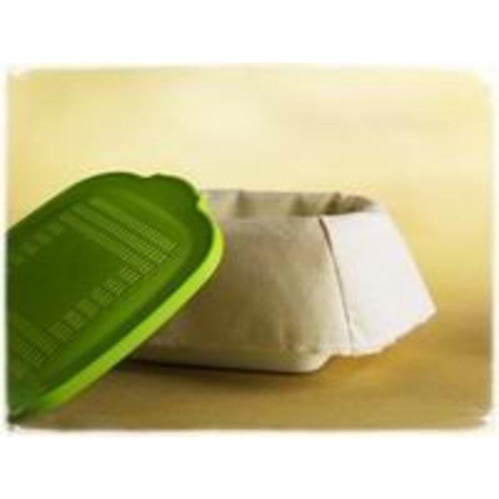 Germoir en pot avec support simple - artisan