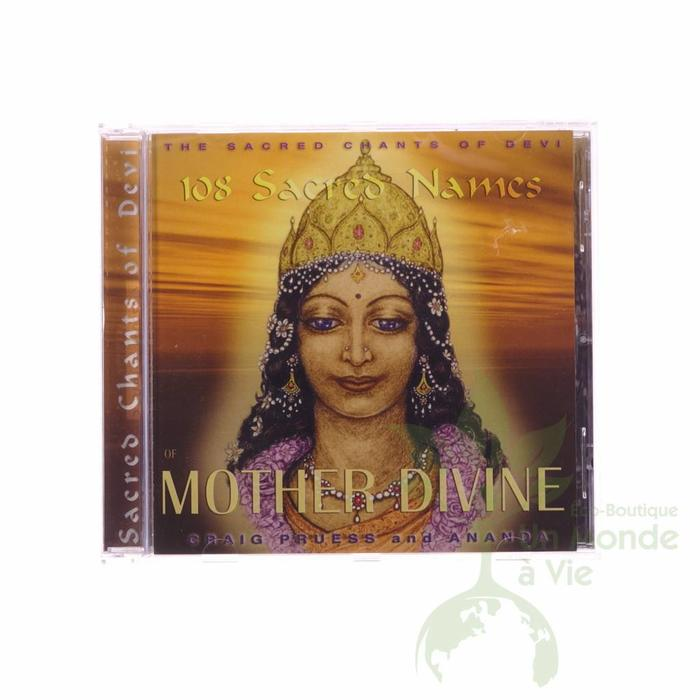 CD Mother Divine Craig Pruess et An