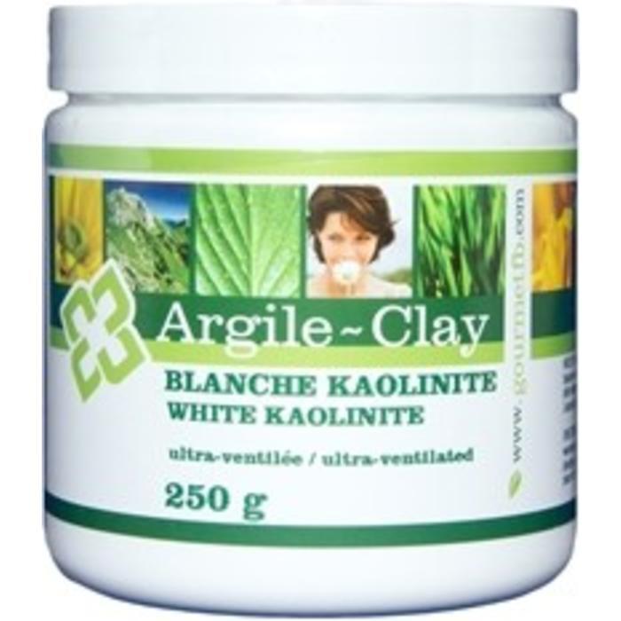 Argile blanche kaolinite 250g
