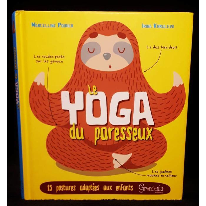 Livre Le Yoga du paresseux