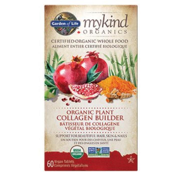 Collagen vegetal bio 60 comprimes vegetaliens