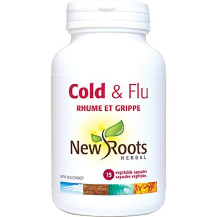 Rhume et grippe 15 capsules