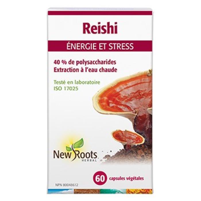Reishi 60 capsules
