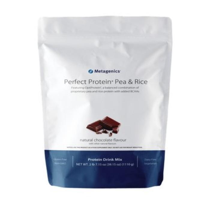 Proteines de pois et riz - Chocolat 1200 g