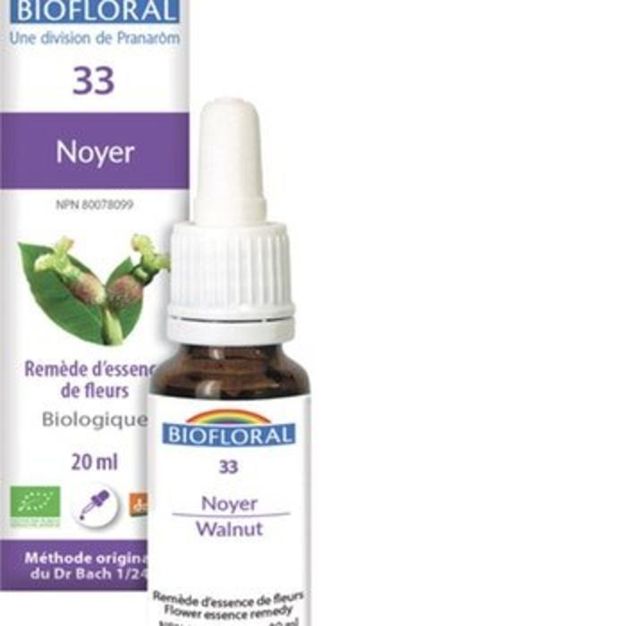 Noyer 33 (Walnut) bio 20ml