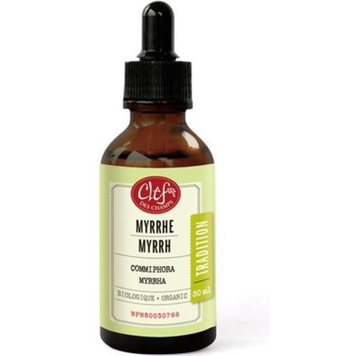 Teinture Myrrhe bio 50 ml