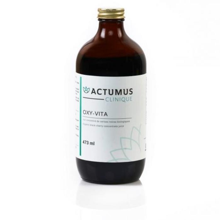 Oxy-Vita (cerises noires bio) 473ml