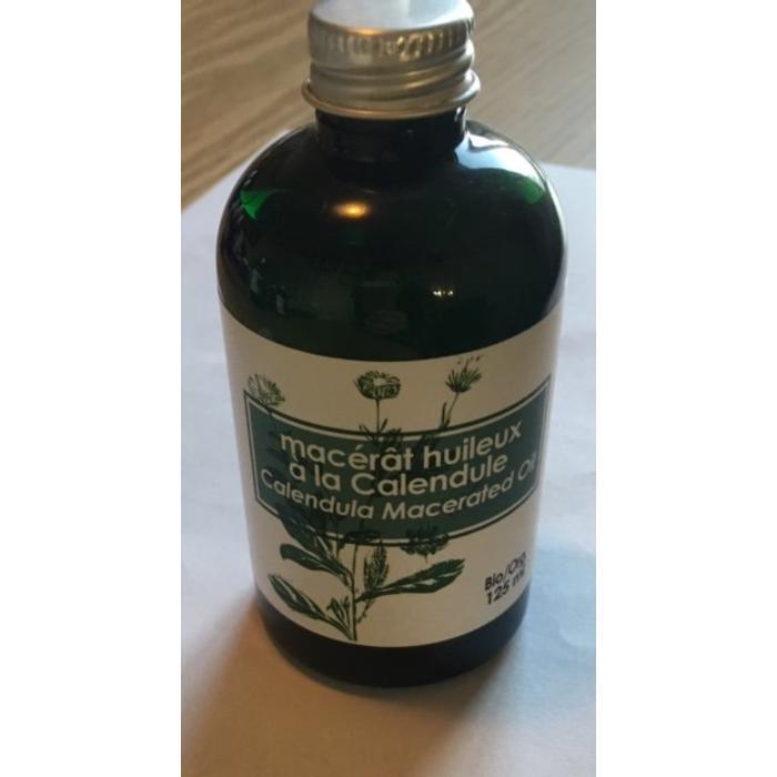 Macerat huileux à la calendule bio 125 ml (Calendula macerated)