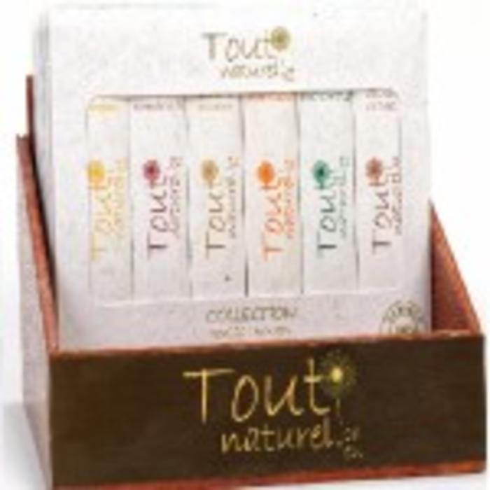 Mini-palette encens 6 fragrances