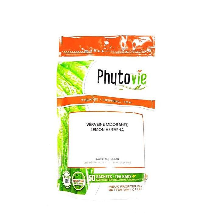 Verveine odorante (lippia citriodora) 25 sachets