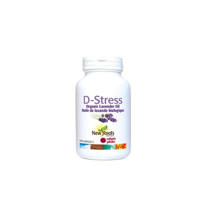 D-stress 80mg 30 gelules