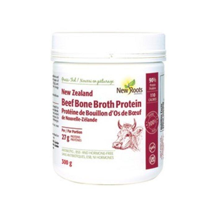 Protéine de bouillon d'os de boeuf 300g