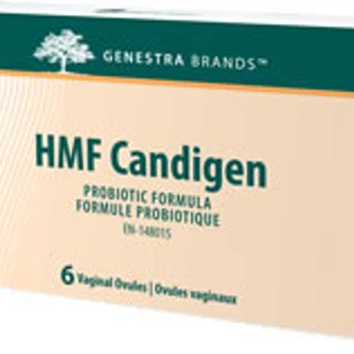 HMF Candigen Ovules vaginaux