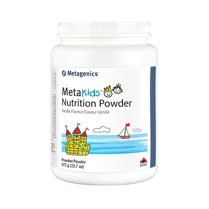 Metakids ultracare poudre nutritive vanille 630g