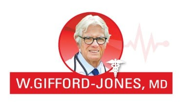 W.Gifford-Jones MD