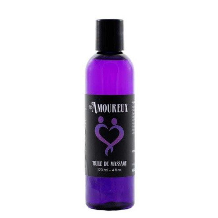 Huile de massage Les Amoureux 120ml
