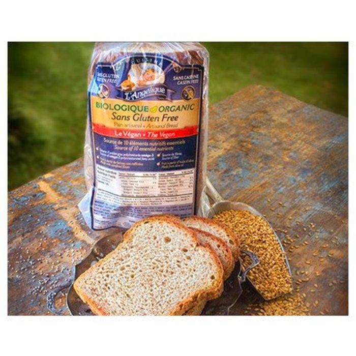 Pain artisanal sans gluten - Le Vegan 500g