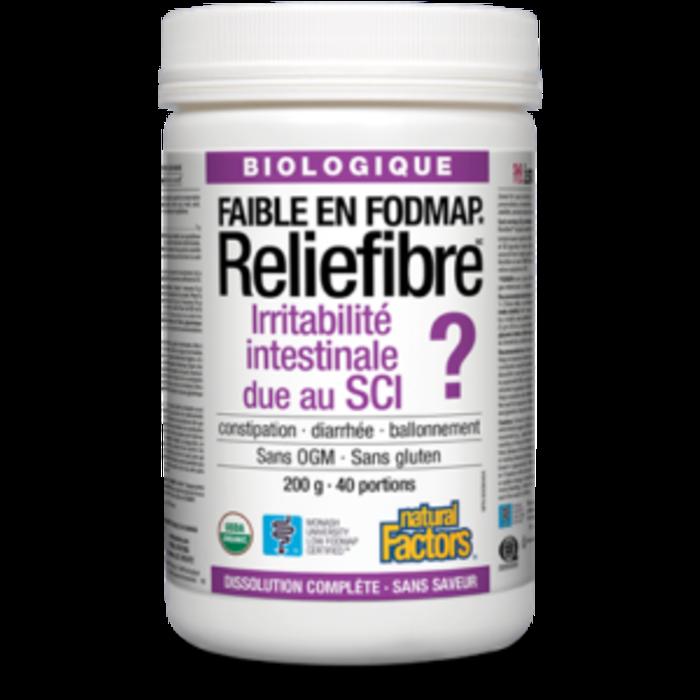 Reliefibre 200g 40 portions
