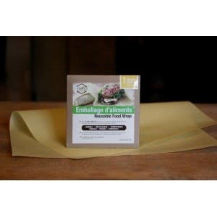 Emballage d'aliments Api-flex géant vrac (17x20)