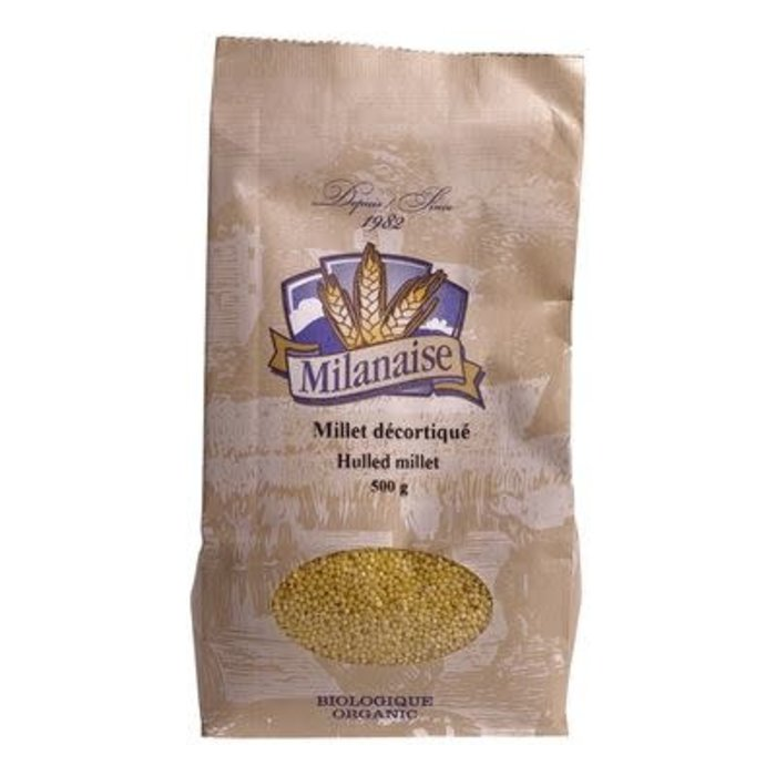 Millet decortique bio 500g