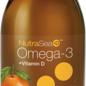 NutraVege +D Omega-3 plante Pamplemousse-Tangerine (500 mg) 200ml