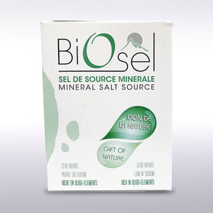 Sel de source naturel 350g