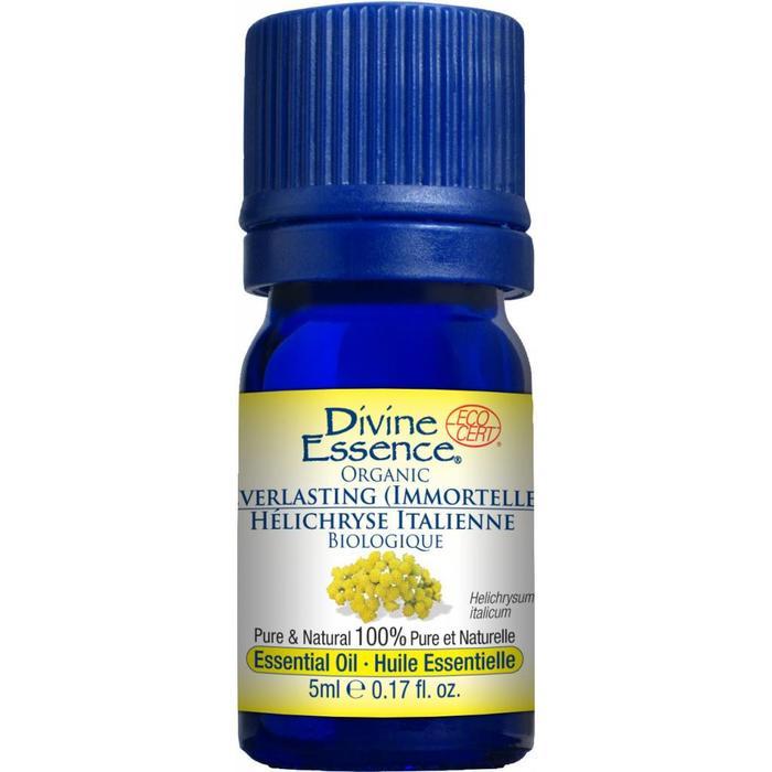 Huile essentielle Helichryse Italienne bio (Helichrysum italicum) 5 ml