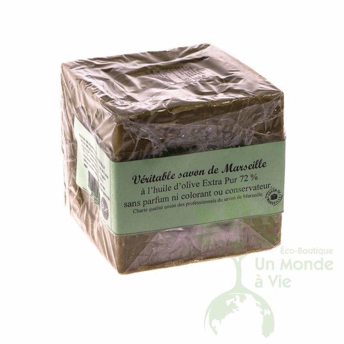 Savon Marseille 72% 600g